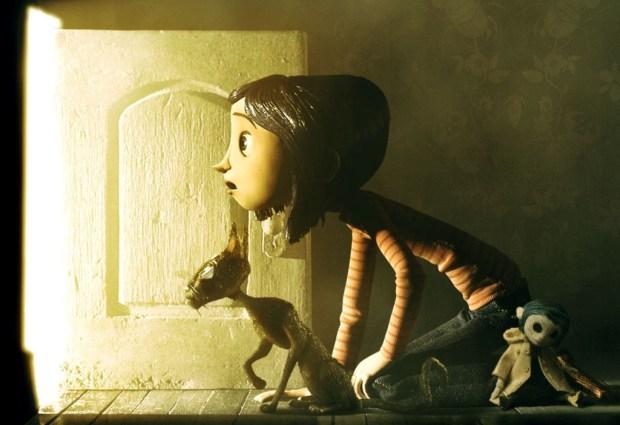 Coraline hat die Tür zu einer anderen Welt geöffnet