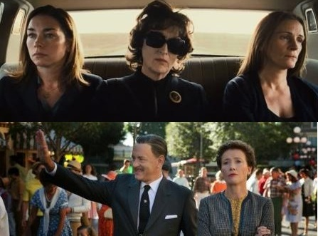 Kino am Donnerstag - Im August in Osage County & Saving Mr. Banks