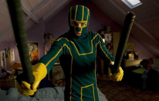 Kick-Ass - Aaron Taylor-Johnson