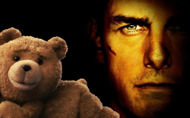 TED und JACK REACHER