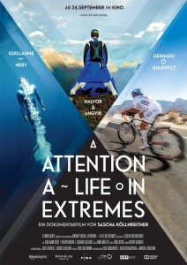 Cover_Attention - A Life in Extremes
