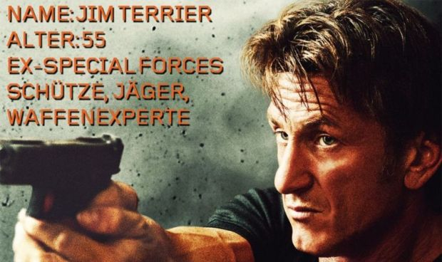 Jim Terrier - The Gunman