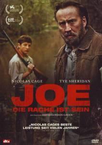 Joe - die Rache ist sein - Cover