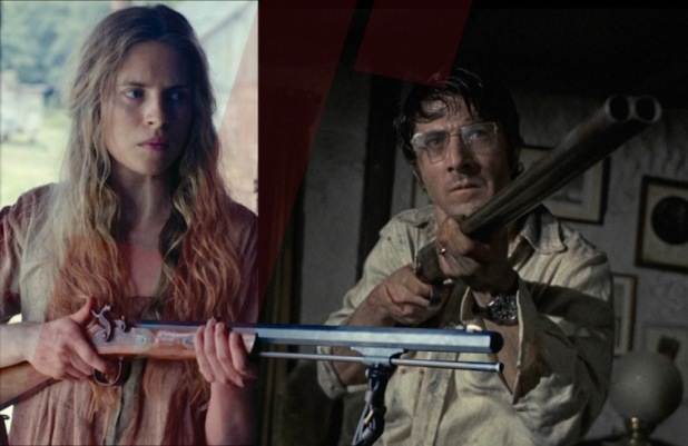 The Keeping Room + Straw Dogs