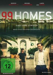 99 Homes - Cover