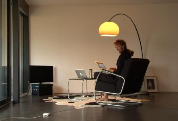 Sibylle_Berg_bei_der_Arbeit