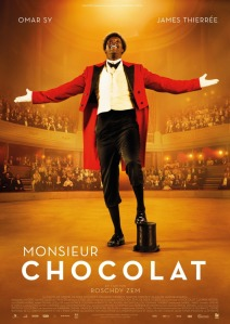 Monsieur Chocolat - Plakat