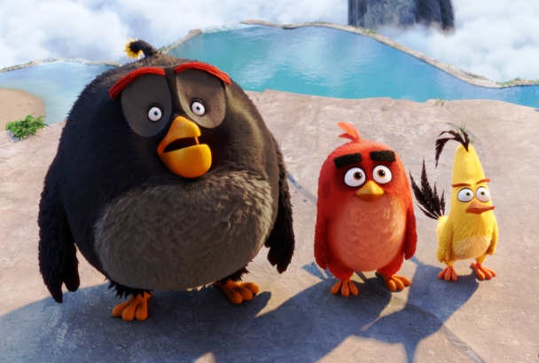 Angry Birds - Der Film (1)