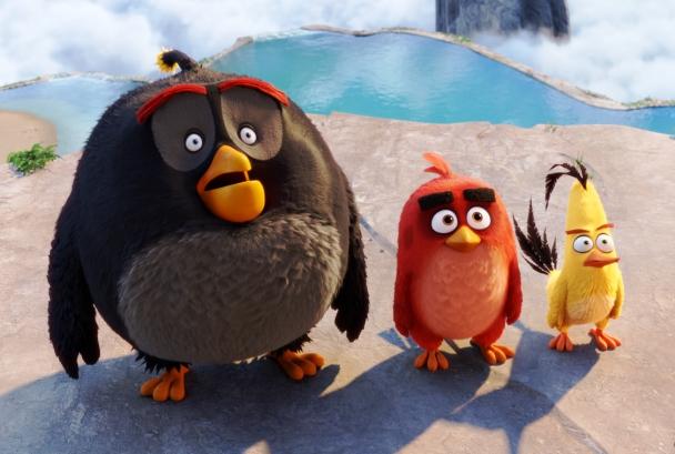 Angry Birds - Der Film (1)
