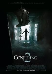 conjuring-2-plakat
