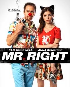 Mr. Right - Cover