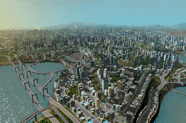 Cities: Skylines (Xbox One)