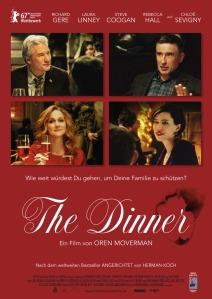 THE DINNER_Plakat