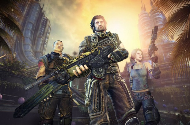 BULLETSTORM: FULL CLIP EIDTION
