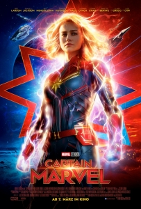 Captain Marvel_Plakat