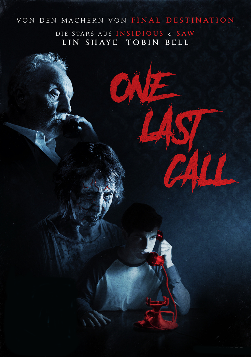 ONE LAST CALL_POSTER